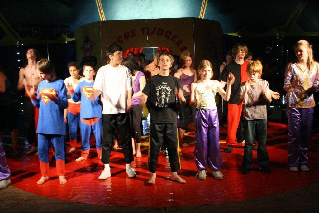 Circus Tijdgeest