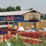 Odense bij Cirkus Pyra